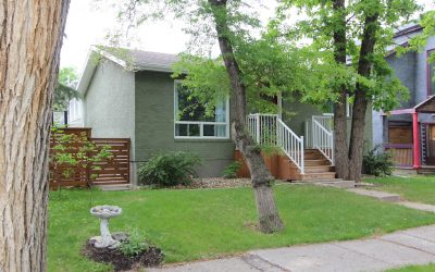 SOLD! 127 Guay Avenue, Winnipeg, MB $399,900