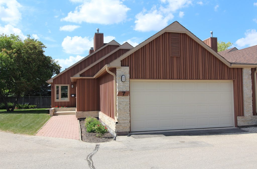 SOLD! 7-180 Victor Lewis Drive, Winnipeg, MB $319,900