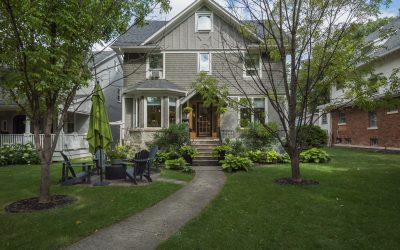 SOLD! 345 Yale Avenue, Winnipeg, MB $849,900