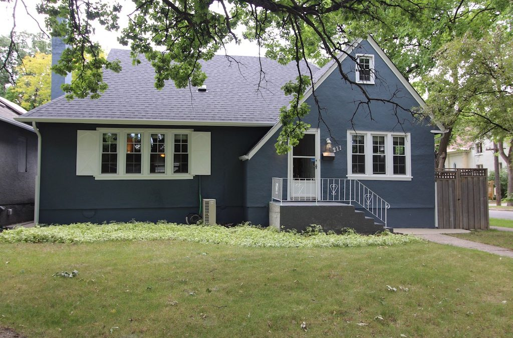 SOLD! 211 Cordova Street, Winnipeg, MB $339,900
