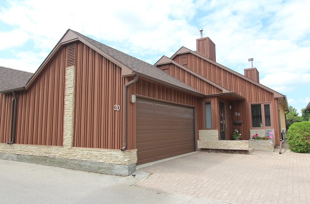 SOLD! 20-200 Victor Lewis Drive, Winnipeg MB $319,900