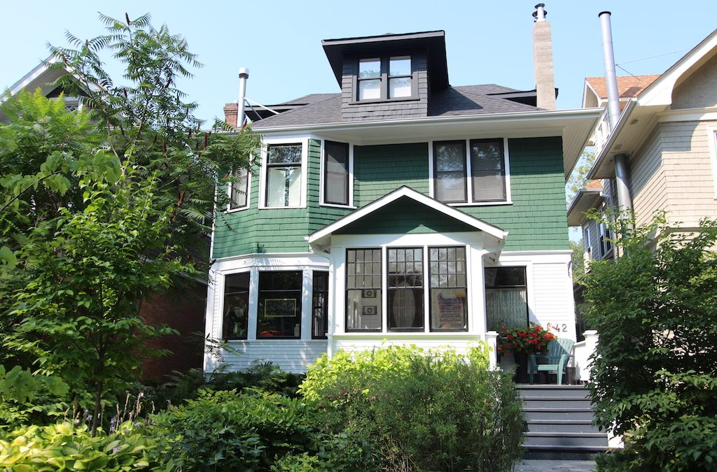 SOLD! 42 Home Street, Winnipeg, MB $399,900