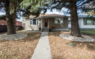 SOLD! 701 Niagara Street, Winnipeg MB $309,900