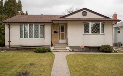 SOLD! 604 Borebank Street, Winnipeg, MB $319,900