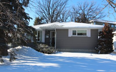 SOLD! 428 Rita Street, Winnipeg MB $269,900