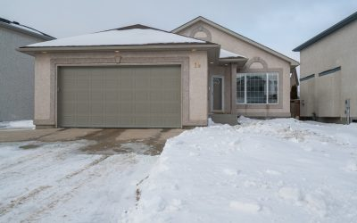 SOLD! 18 Knightswood Court, Winnipeg, MB $399,900