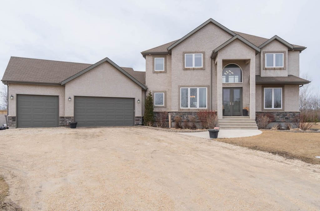 SOLD! 25 Nicola Place, RM of Cartier, MB