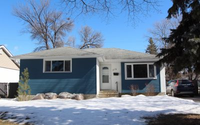 SOLD! 275 Morgan Crescent, Winnipeg, MB $279,900