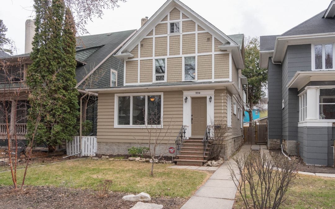 994 Grosvenor Avenue, Winnipeg, MB, $449,900