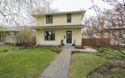 SOLD! 660 Cordova Street, Winnipeg, MB