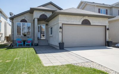 SOLD! 67 Roehampton Place, Winnipeg, MB