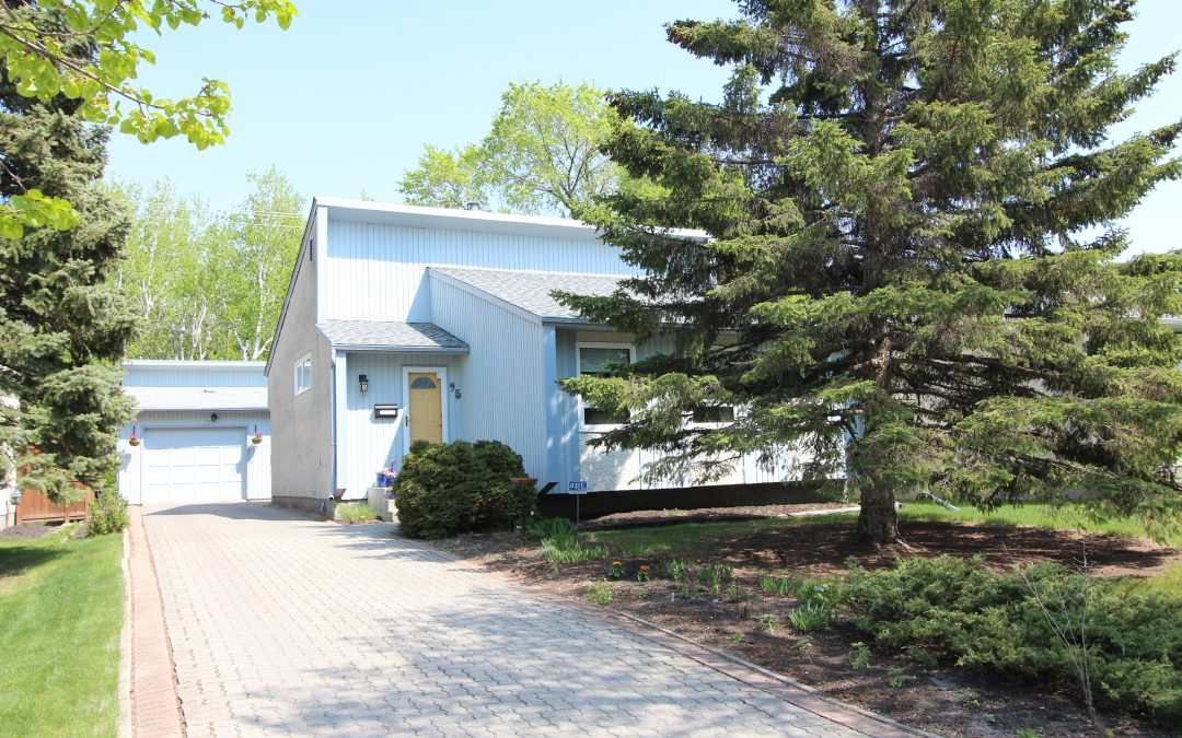 SOLD! 95 Woodfield Bay, Winnipeg MB $349,900