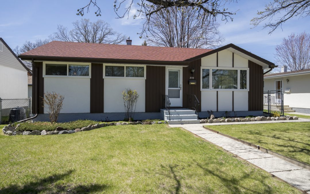 SOLD! 270 Raquette Street, Winnipeg, MB