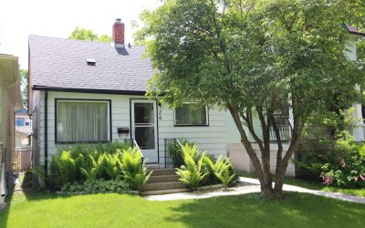26 Smithfield Avenue, Winnipeg, MB $174,900