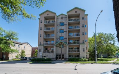 SOLD! 501-330 Stradbrook Avenue, Winnipeg, MB $269,900