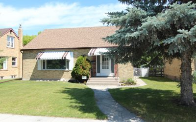 SOLD! 609 Lansdowne Avenue, Winnipeg MB, $279,900