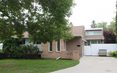 SOLD! 50 Turner Avenue, Winnipeg MB, $309,900