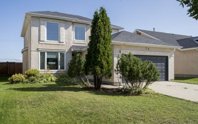 SOLD! 79 Blue Mountain Road, Winnipeg MB, $405,000